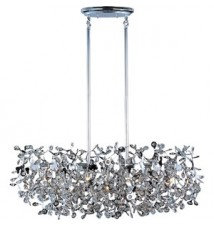 Maxim Lighting Comet Polished Chrome 7-Light Island Light 24206BCPC
