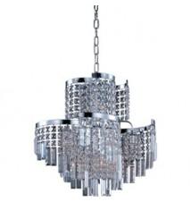 Maxim Lighting Belvedere Polished Chrome 12-Light Pendant Light 39805BCPC