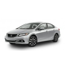 2015 Honda	Civic Sedan 4dr CVT EX-L