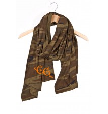 Country Girl® Camo Scarf - CG Star Crest