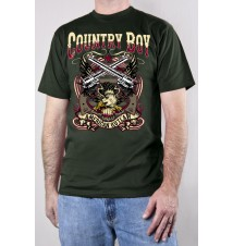 Short Sleeve Tee - Country Boy® American Outlaw