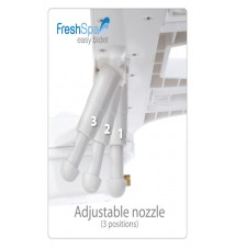 FreshSpa - dual temperature bidet