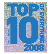 Book- Top 10 of Everything 2008