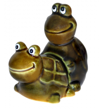Big Mouth Toys Faster! Faster! Turtles Salt and Pepper Shakers #205