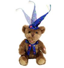 Chantilly Lane 12* Dancing Hat Mozart Birthday Bear # 227