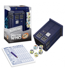 Doctor Who 50th Anniversary Collector*s Edition Yahtzee