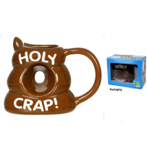 Big Mouth Toys Holy Crap Mug