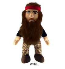 Duck Dynasty*s Willie 8* Talking Plush Toy