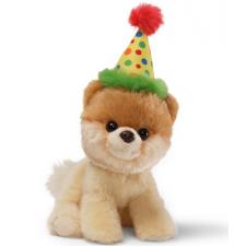 5 * Itty Bitty Boo World*s Cutest Dog Birthday Hat Plush Animal GUND 4