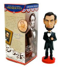 Abraham Lincoln Bobblehead #211
