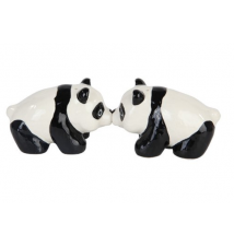China Panda Kissing Salt and Pepper Shaker #197