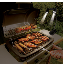 Chef*s Kitchen Adjustable BBQ LED Clip Light