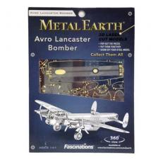 Avro Lancaster Bomber  MetalEarth 3D Laser Cut Model By Fascinations #