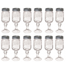 12 PACK  -  Original Redneck Wine Glass 16oz