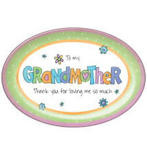 *Grandmother* You Are Special Mini Plate 6x4 With Easel