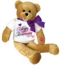 Chantilly Lane Sweetie Anniversary Bear # 221