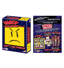 Anger Management: What*s Your Problem? Board Game