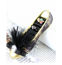 Burlesque Flat Shoe Ring Holder #39