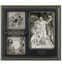 Ceramic Glaze Memories Multiple Opening Frame - 3 Photo