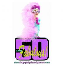 Biddys Fabulous 50 Figurine #40
