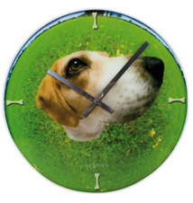 Barky Wall Clock by Nextime