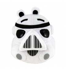 Angry Birds 8* Star Wars Plush - Storm Trooper