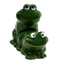 Big Mouth Toys Froggy Style Salt And Pepper Shakers #204
