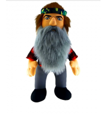 Duck Dynasty*s Phil 13* Talking Plush Toy