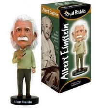 Albert Einstein Bobblehead #214