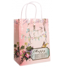 Birthday Banner Gift Bag