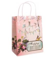 Birthday Banner Gift Bag