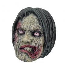 Figurine Zombie with Hair