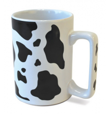 *Cow Are You Today?*  Talking Sound Mug