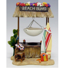 Beach Bum Oil Lamp