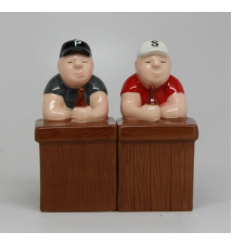 Beer Buddies Magnetic Salt and Pepper Shakers #146