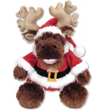 Chantilly Lane 10* Jethro Moose Sings *Jingle Bell Rock* #253