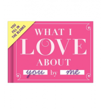 *What i Love About You And Me* Love Journal