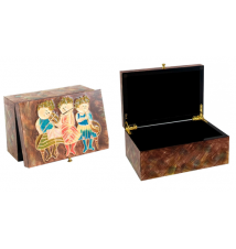 Coromandel Arts Musical Trio Jewelry Treasure Box #248