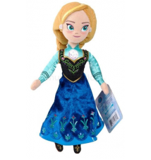 Disney Frozen Talking Beanbag Plush - Anna