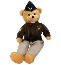 Air Force Bear *The U.S. Air Force* Chantilly Lane Bear #177