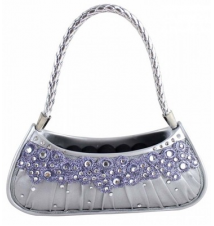 Dazzling Gems Handbag Ring Holder #23
