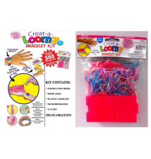 Creat-A-Loomz Bands Kit