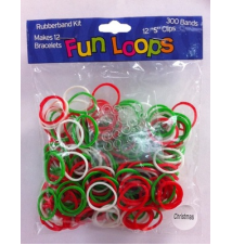 Fun Loops Bands #89- Christmas