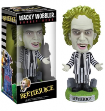 Beetle Juice Wacky Wobbler