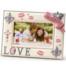 *Love* Ceramic Picture Frame
