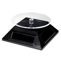 Fascinations Solar Powered Spinner Acrylic Platform