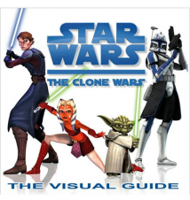 Book- Star Wars - The Clone Wars Visual Guide