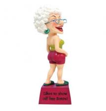 Biddy*s Botox Figurine #48