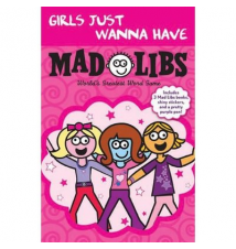 Girls Just Wanna Have Mad Libs: Ultimate Box Set (Paperback)