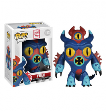 Big Hero 6 Fred Pop! Vinyl Figure